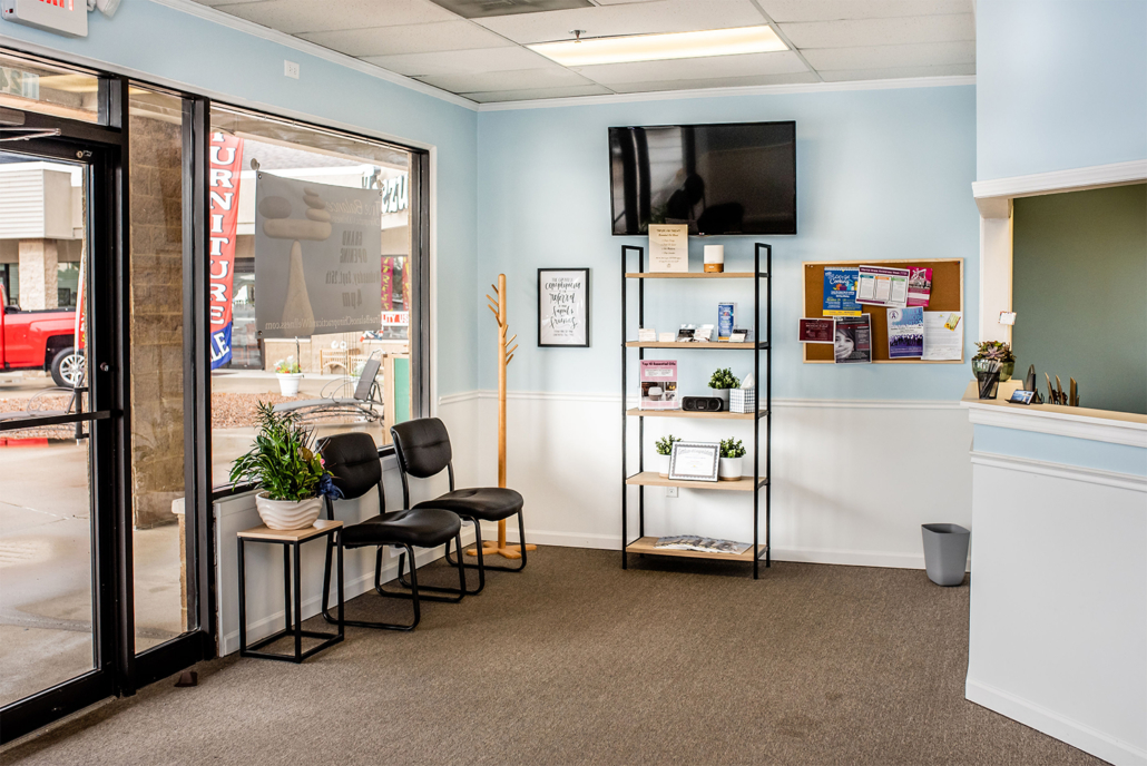 Front Waiting Room